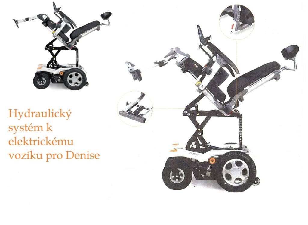Denis vozík